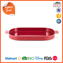BSCI Factory Food Grade Plastic Melamine Airline Meal Tray