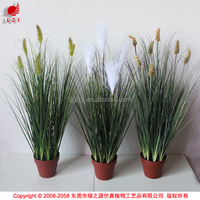 Nearly Natural 80cm artificial onion grass potted grass plants