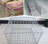 hot dipped Gabion Boxes/Stone Cages/Gabion Basket With Best Price