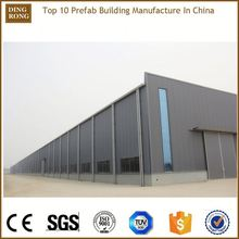 knock down trading export pre fab high rise tube truss steel structure