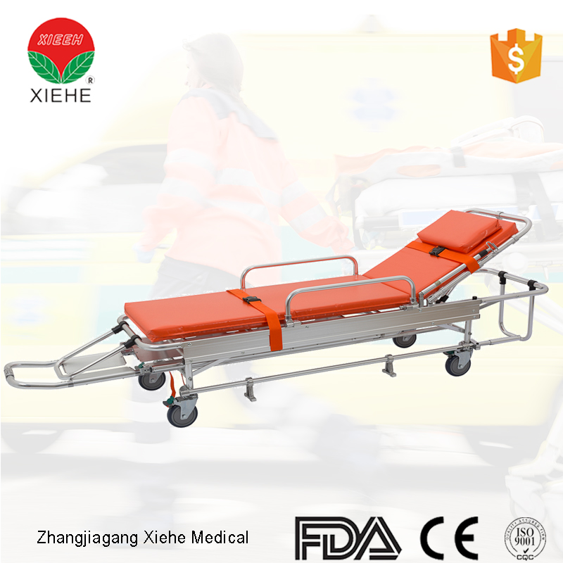Professional hospital equipment ambulance body stretcher for sale