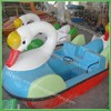 fiberglass Flamingo paddle boat with CE for sale