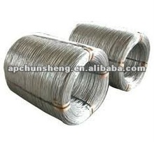 Electro/hot-dip galvanized wire(factory more than ten years)