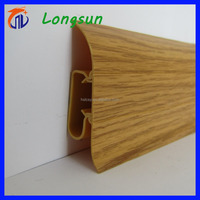 Now popular pvc skirting board import items China suppliers