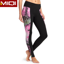 Professional fitness apparel manufacturer wholesale women yoga wear sexy sublimation fitness pants