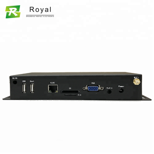 RW-700 Cheap Network 1080p HD Android Digital Signage Advertising Media Player Box Video Player with Free CMS Software