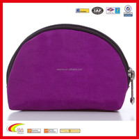 New Products Polyester Cion Pouch for Promotion Gitfs, Fancy Leather Coin Wallet for Women