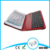 Folding PU and Silicon material bluetooth keyboard mini case mini bluetooth keyboard
