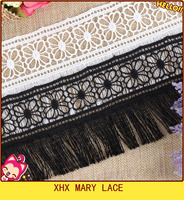 2016 YEAR FASHION AND THE NEWEST FRINGE LACE TRIM