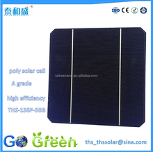 Taiwan A grade 156*156mm mono solar cells for sale