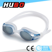 newest anti fog glasses swimming unisex safety wholesale water goggles with diopter