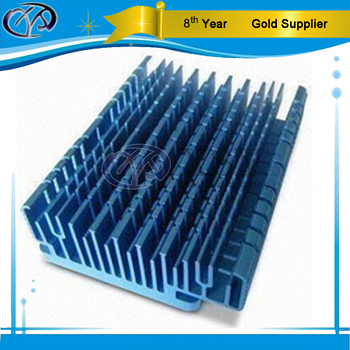 custom aluminum heatsink,extruded LED heatsink
