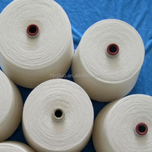 India and Pakistan buyers import 100 polyester spun yarn from China