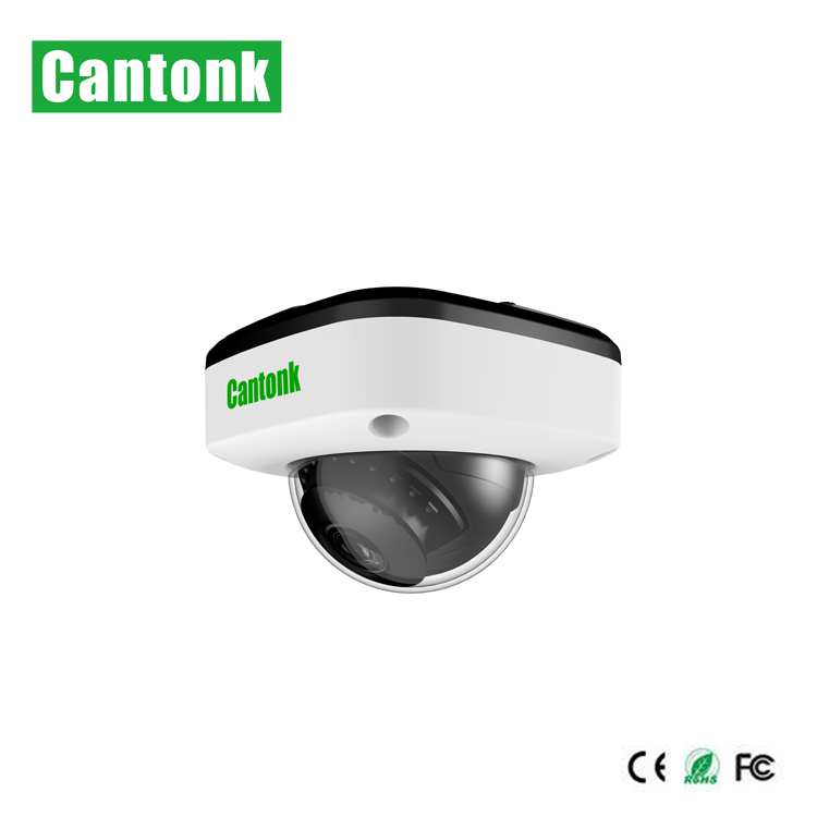 Cantonk 2 megapixel mini housing sony chipset imx123 hisilicon ip home security alarm camera system