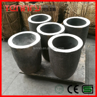 Melting Clay Graphite Crucible For Sale