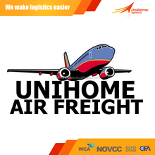 Cheapest air freight shipping rate from china/beijing/shanghai/Hongkong to ANGOLA