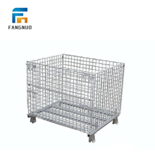 For sale metal products warehouse galvanized wire mesh security cage