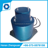 Small CZ electromagnetic hopper wall vibrator