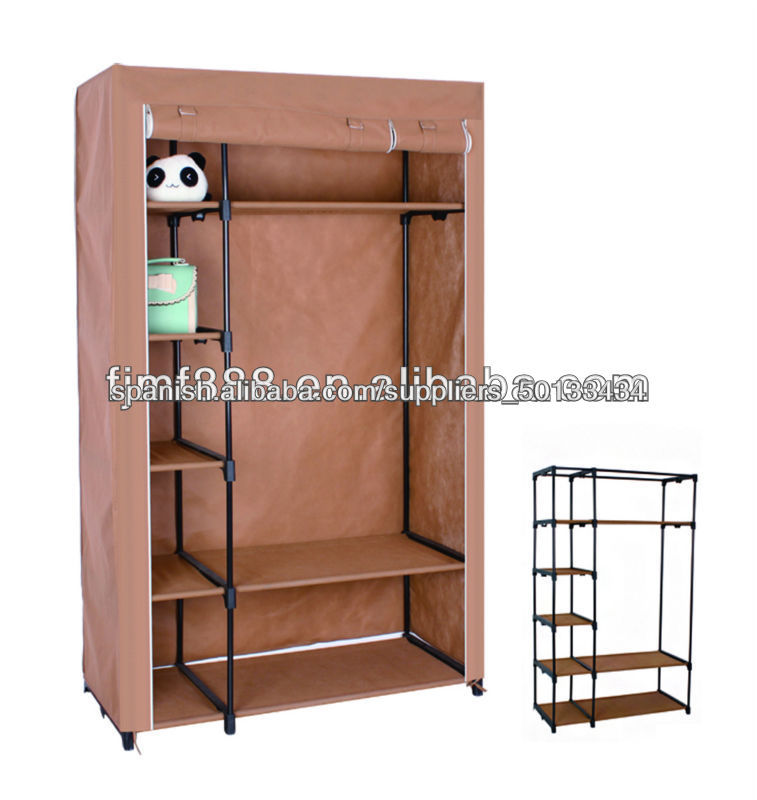 Almacenes para muebles plegables dormitorio ropa de tela for Muebles para ropa