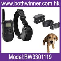 Alibaba new premium remote pet training collar ,h0tmh dog electronic shock training collar for sale