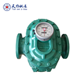 Oil field flow meter & Oval Gear Flow Meter & CE aprroved