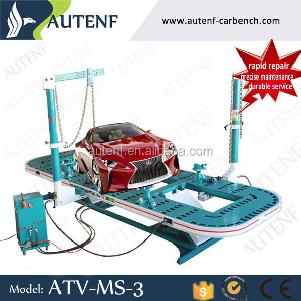 CE approved ATV-MS-3 bigger car dent repair kit/ car diagnostic machine