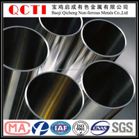 Building Widely Used Titanium Pipes In