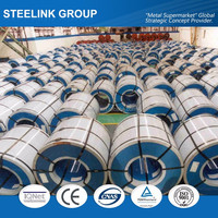 pre-painted gi steel coils zinc coating galvanized steel strip/ coil for building material/g550