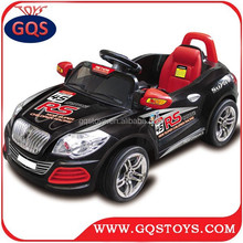 Electric battery ride on car for children