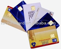 use for prepaid solution contact IC card