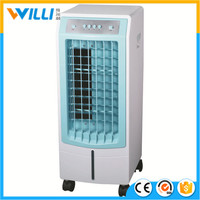 portable air conditioner and Plastic Material noiseless mini air cooler