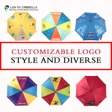decoration umbrella factory for kids decorative in china