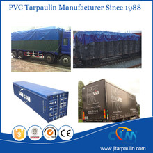 tear resistance PVC coated tarpaulin sold well in USA