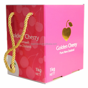 New design cherry packaging box