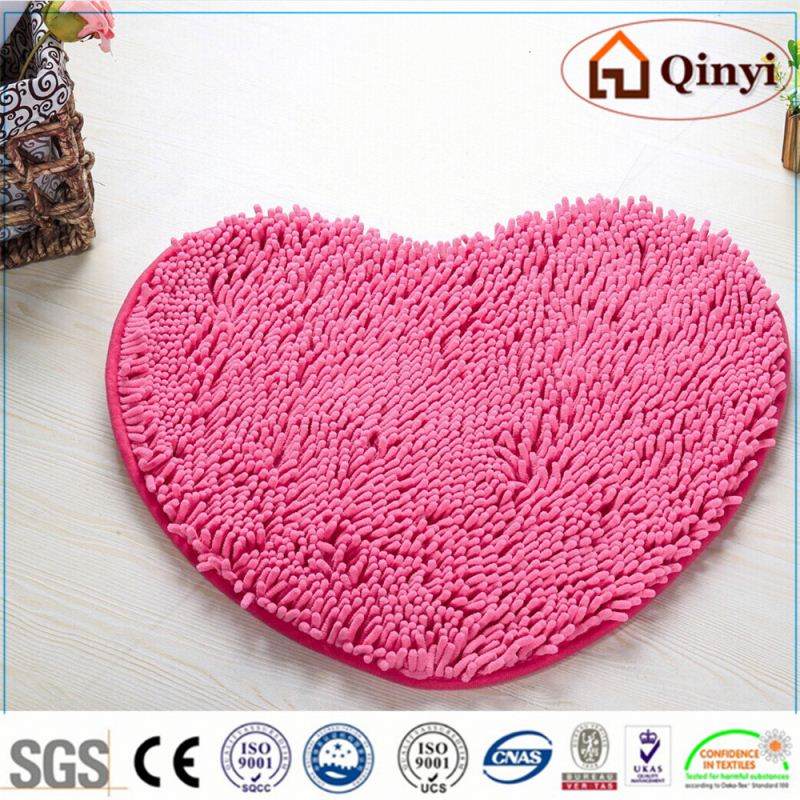 NEW HOME COMFORTABLE KITCHEN BATHROOM FLORR MAT / Chenille mat-QINYI