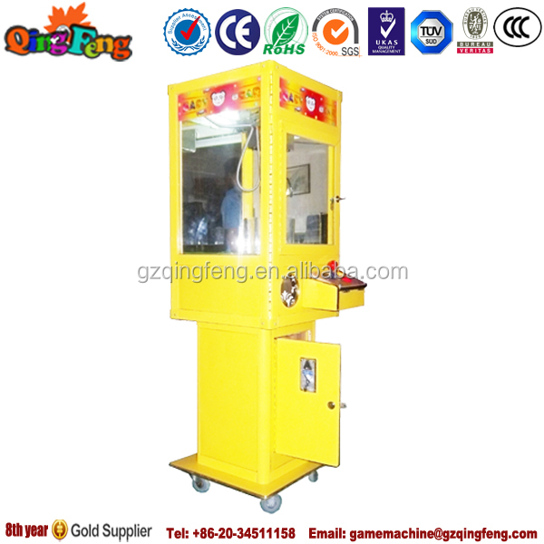 Qignfeng toy gift crane vending machine hack games machine