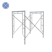 price of aluminum stair h frame scaffolding load calculation per square meter