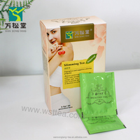 20 BAGS SLIMMING CHINESE GREEN TEA DRINK BURN WEIGHT LOSE DIET DETOX FAT LOSS