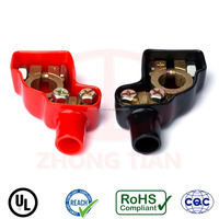 China manufacturers soft plastic motorcycle battery terminal cover