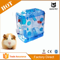 New Comfortable Cage For Hamsters
