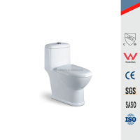 Cheap China portable toilet wc / one piece toilet with sink 0811