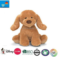 animal sound plush dog toy/plush sound dog toy