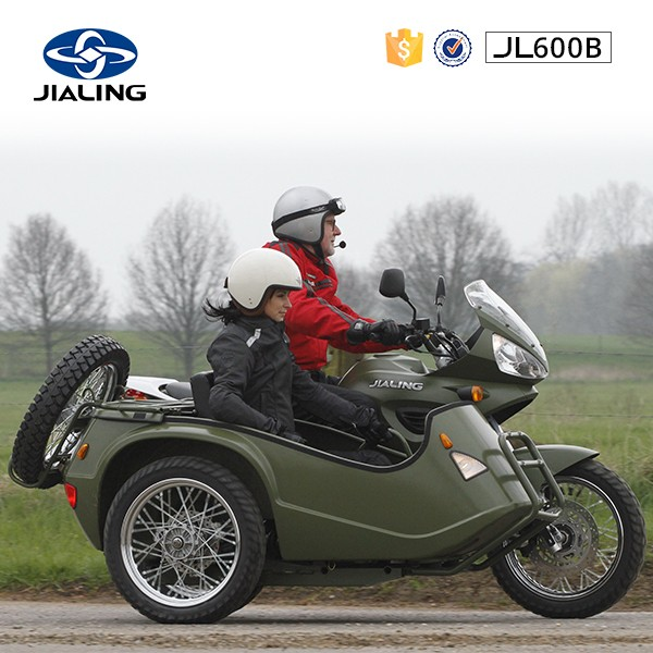 JH600B Chinese High Power 600cc sidecar Motorcycle for sale