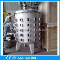 Professional manufacture extraction tank