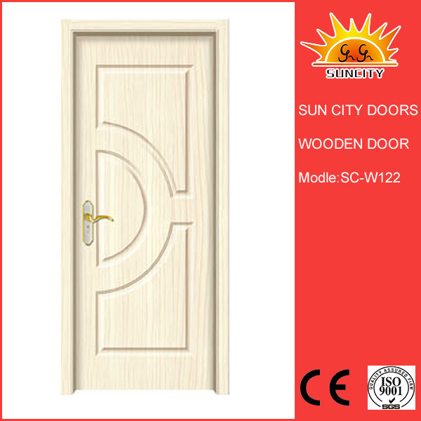 China Supplier wine cellar interior wooden door SC-W122