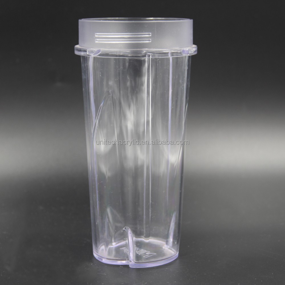 Professional manufacturer custom acrylic water cup glass for Glass or acrylic
