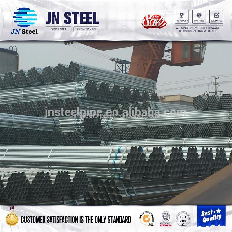 hollow section hot-dipped galvanized steel coils case with high quality