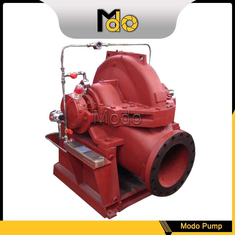 Double Suction Electric Water Pump with Pressure Tank