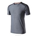 USK UK Europe gray black safety t-shirts 100% combed polyester mens t- shirts