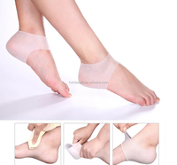Insoles Type and Silicone Material Ankle Protector HA00525